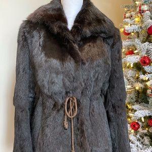 Vintage Mink or Sable Coat Super Soft
